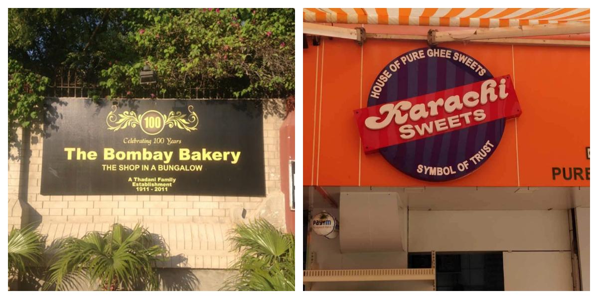 If Pakistan Has Bombay Bakery Then Why Not Karachi Sweets In Mumbai