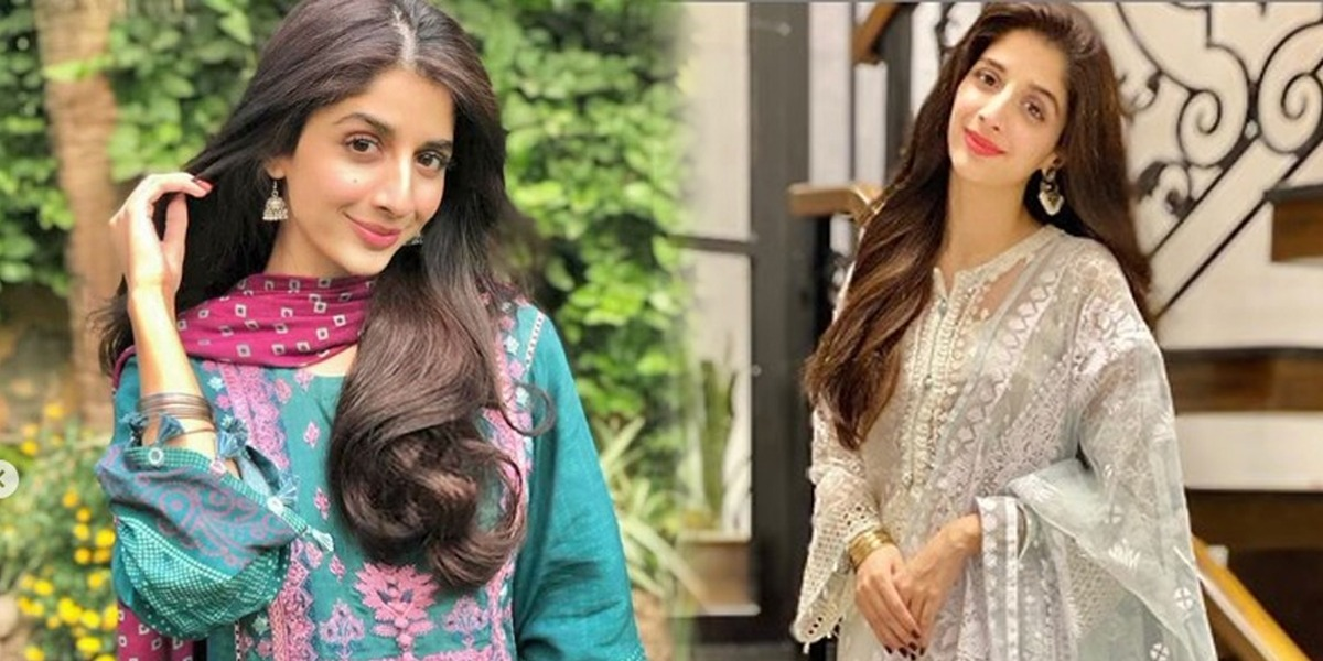 Mawra Hocane knows How to Style Eastern Dresses With Elegance