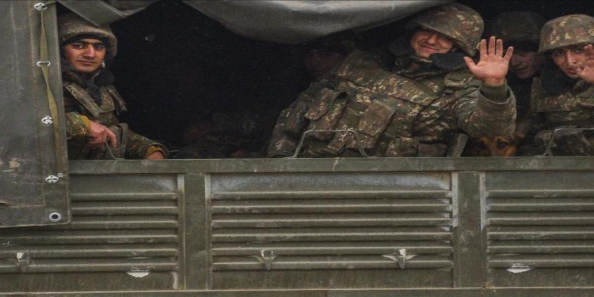 Azerbaijani Army Enters Aghdam, First Area Ceded By Armenia