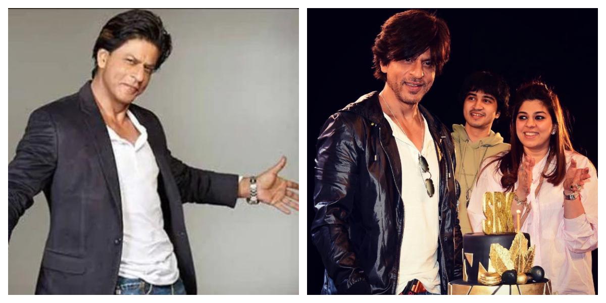 Happy Birthday Shahrukh Khan: Fans To Throw Virtual Party