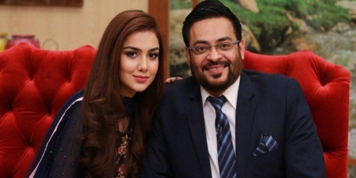 Amir Liaqat And His Wife Contract Coronavirus