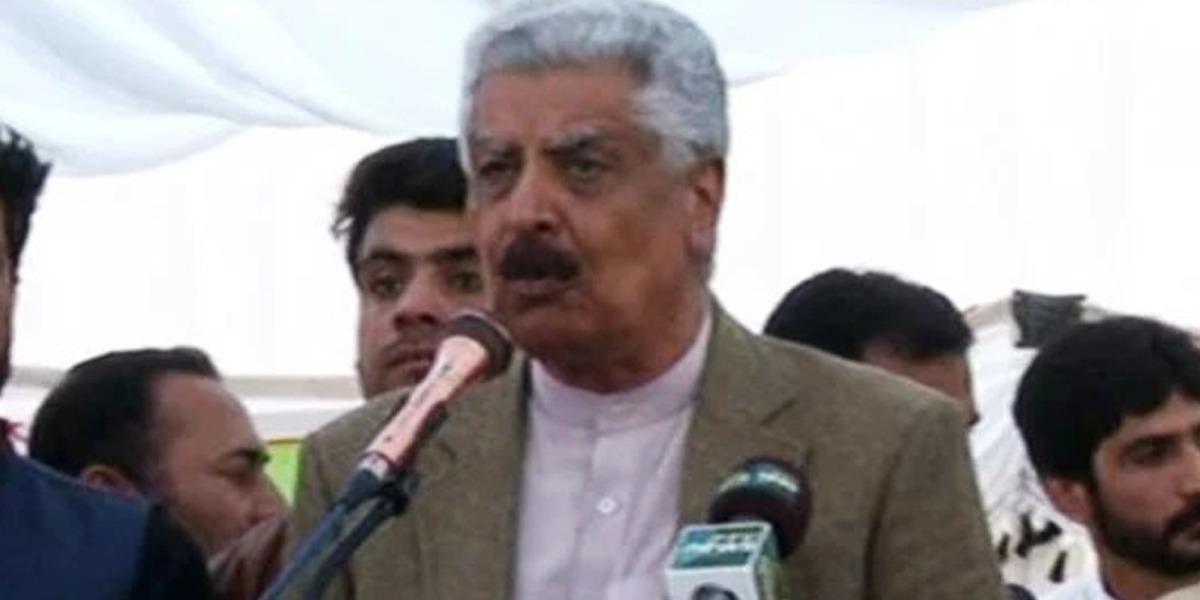 Abdul Qadir Baloch Formally Announces His Separation From PML-N