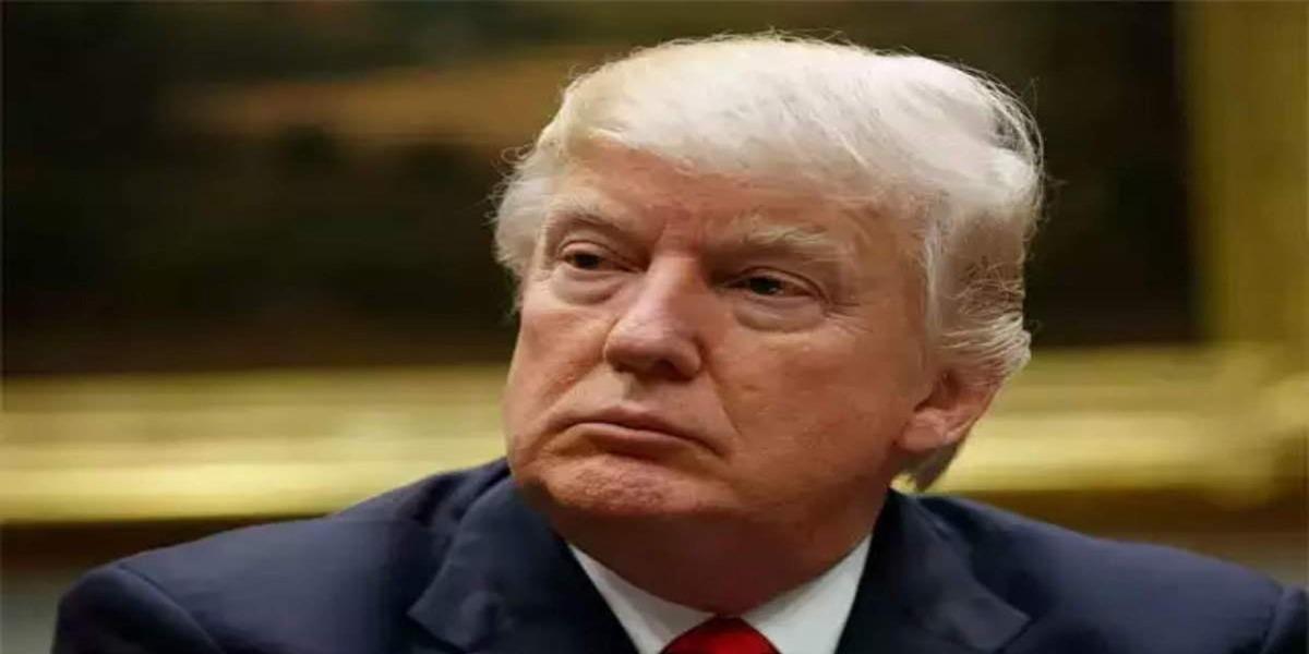 Donald Trump farewell