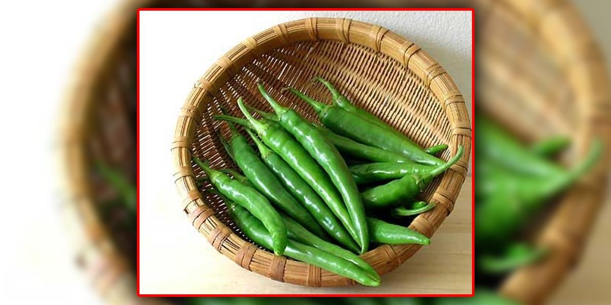 Green Chillies: A Treasure Trove Of Vitamins And Minerals
