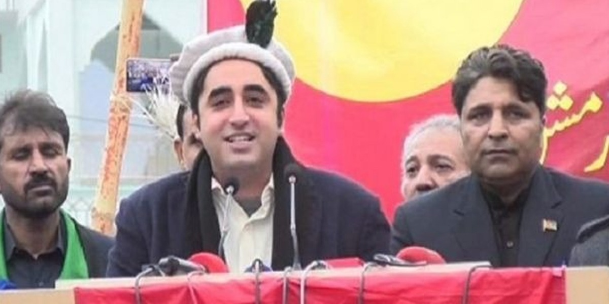 PPP's Historic Campaign Forces National Leadership To Come To G-B: Bilawal