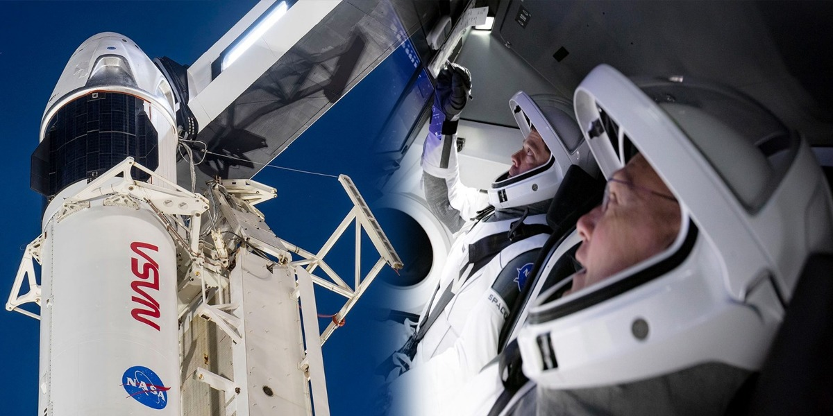 SpaceX's Crew Dragon Launches First Operational Mission