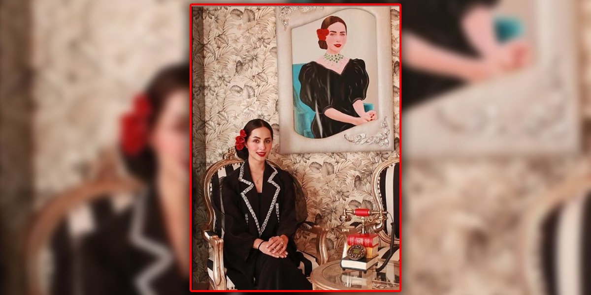 Nimra Khan Spells Sheer Drama With Her 19th Century Princess Look
