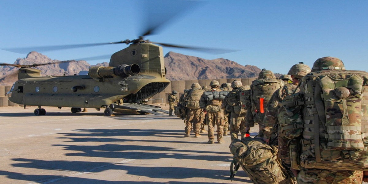 Taliban Welcomes US Announcement To Cut Troops From Afghanistan