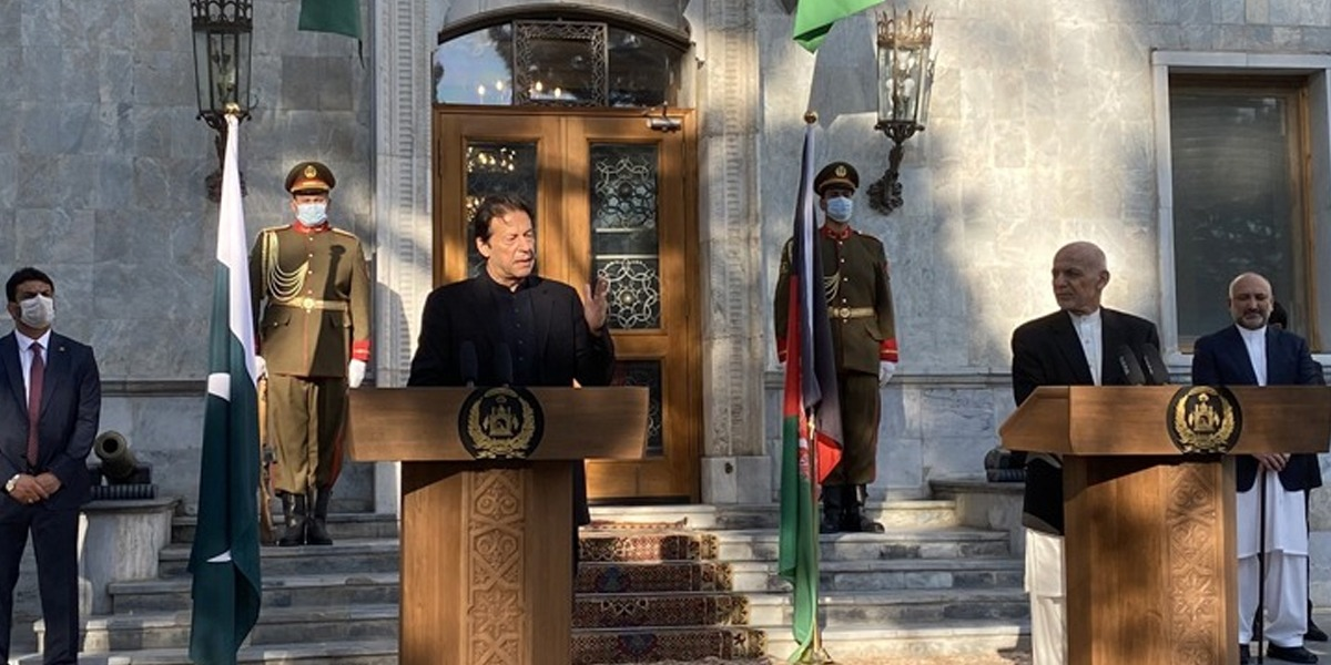 Government, People of Pakistan Want Peace In Afghanistan: PM