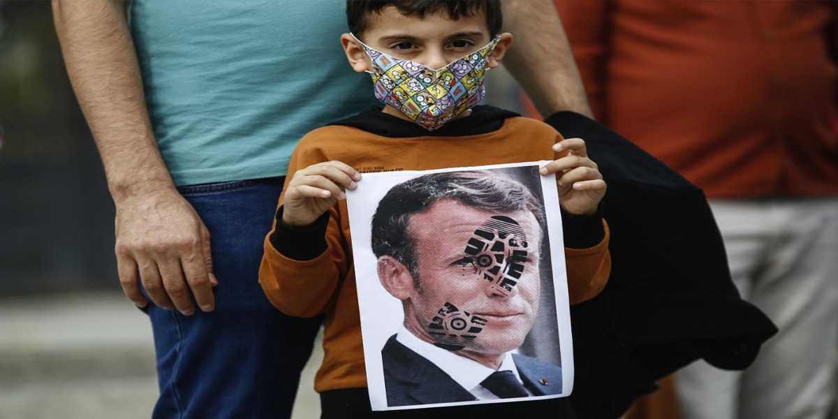 Macron's Another Controversial Move To Allot 'Identity Numbers' To Muslim Children