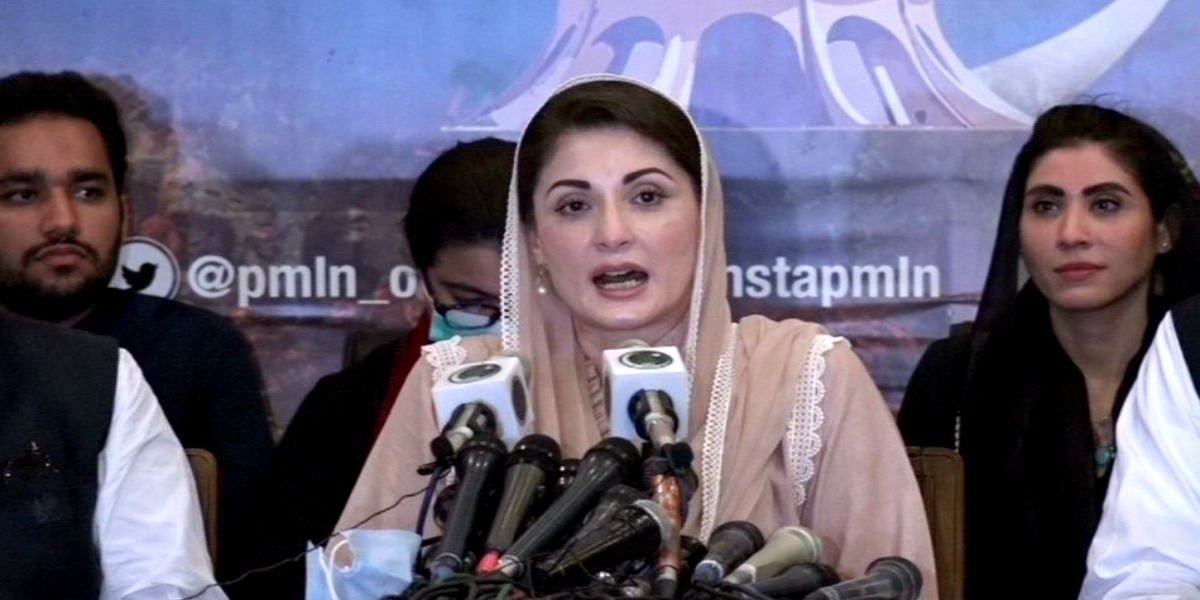 'Sher Jawan' Movement will Give Political Consciousness To Youth: Maryam Nawaz