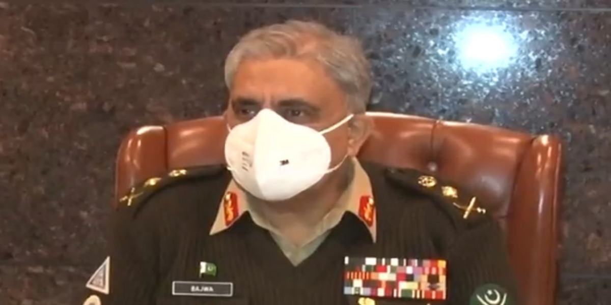 COAS 237th Corps Commanders' Conference