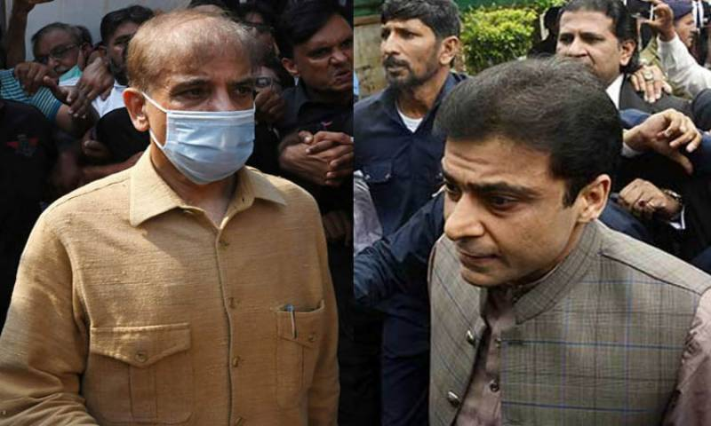 Shahbaz Sharif Hamza Shahbaz parole