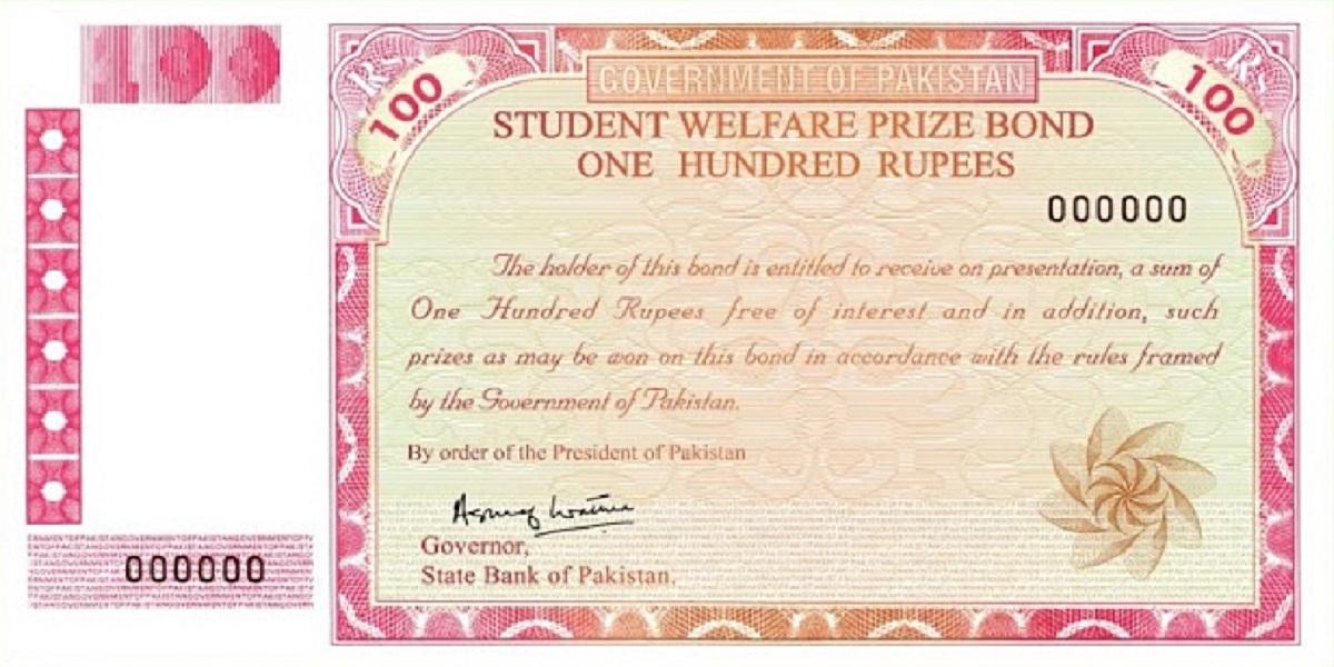 Rs 100 Prize bond list 2020