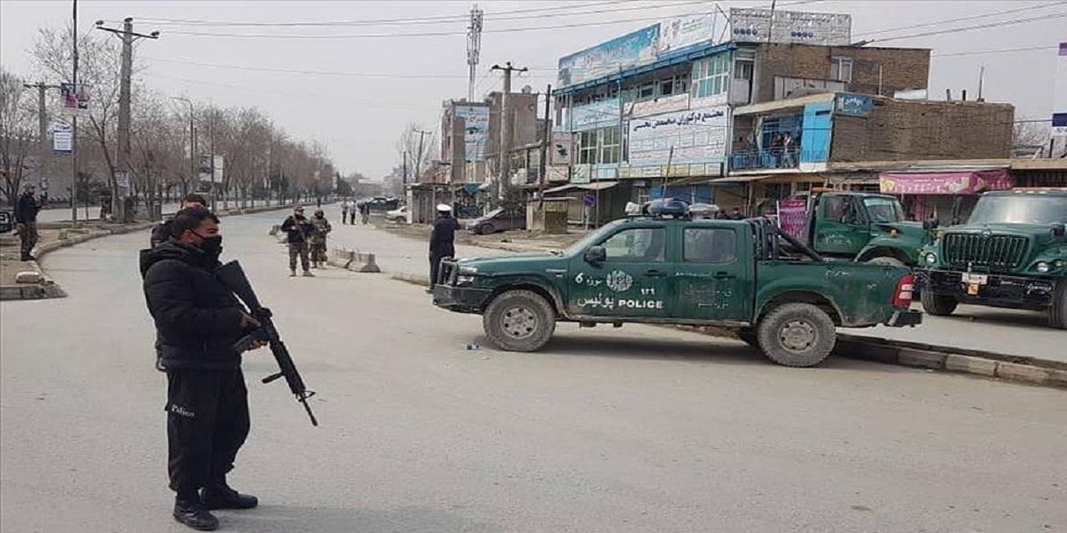 Kabul rocket attacks