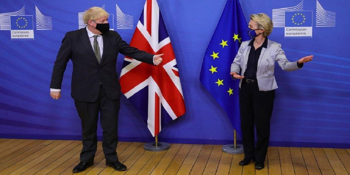 EU UK talks post-Brexit