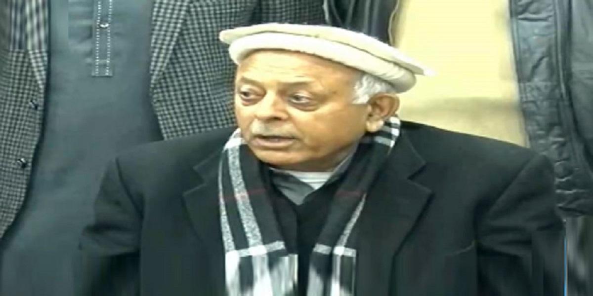 Aviation Minister Ghulam Sarwar media talk