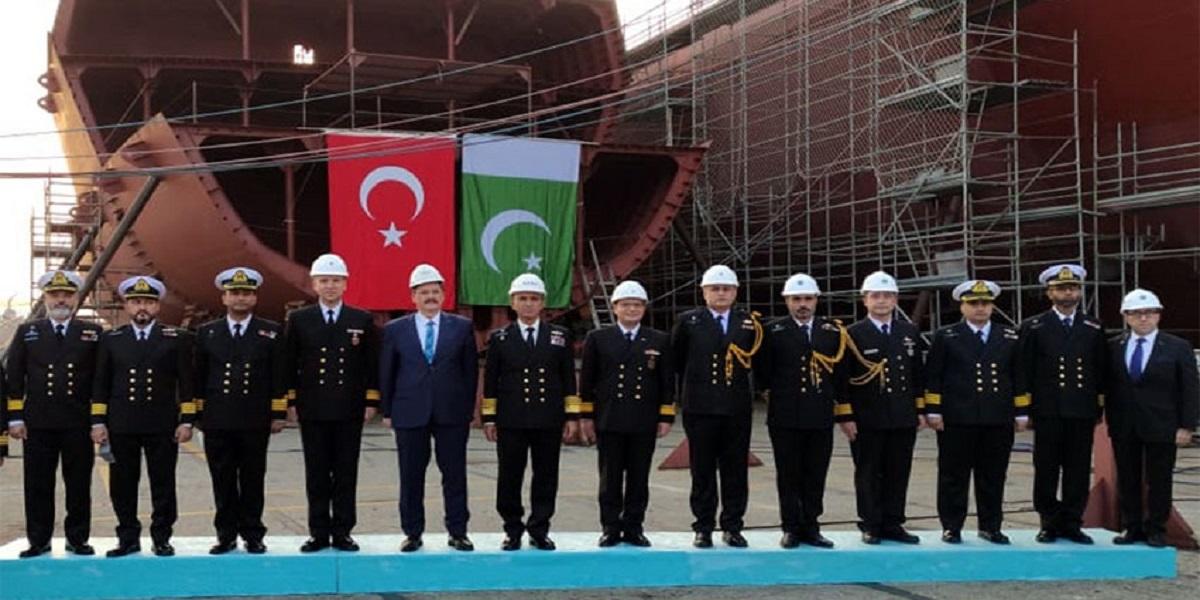 Chief of Naval Staff visits Turkey