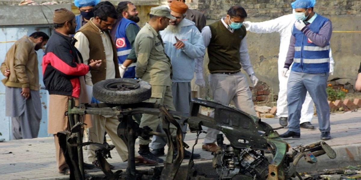 Rawalpindi blast