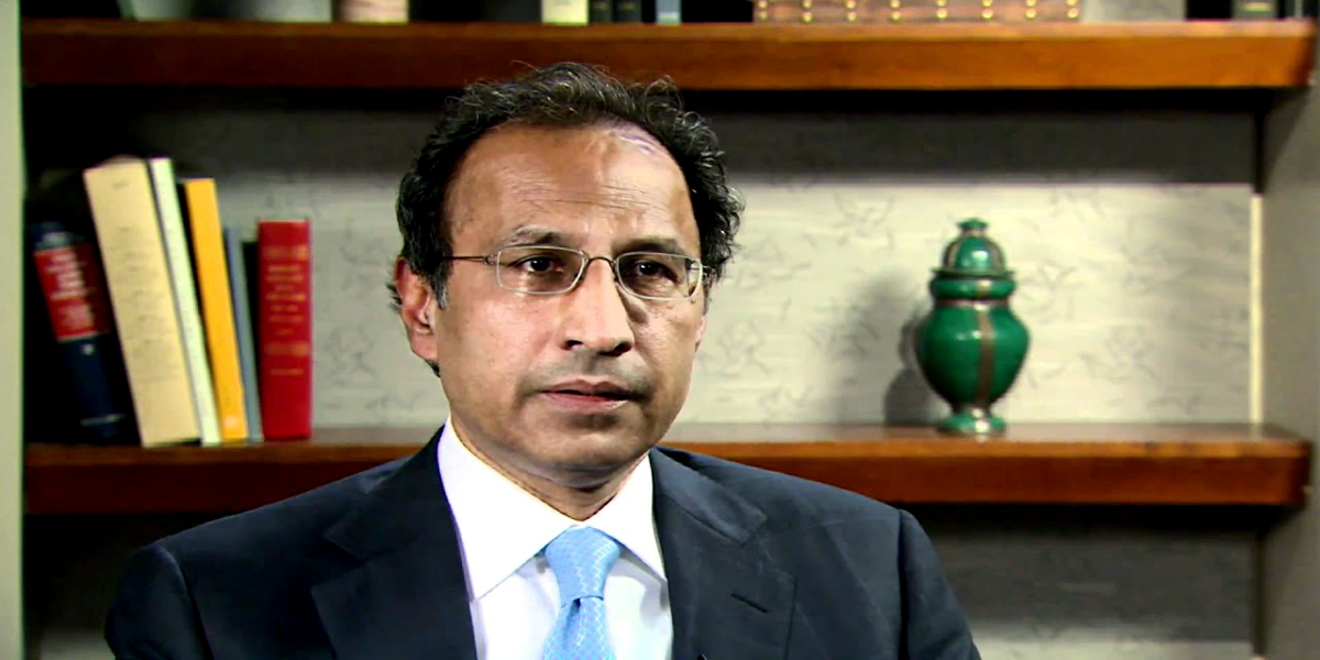 Abdul Hafeez Shaikh