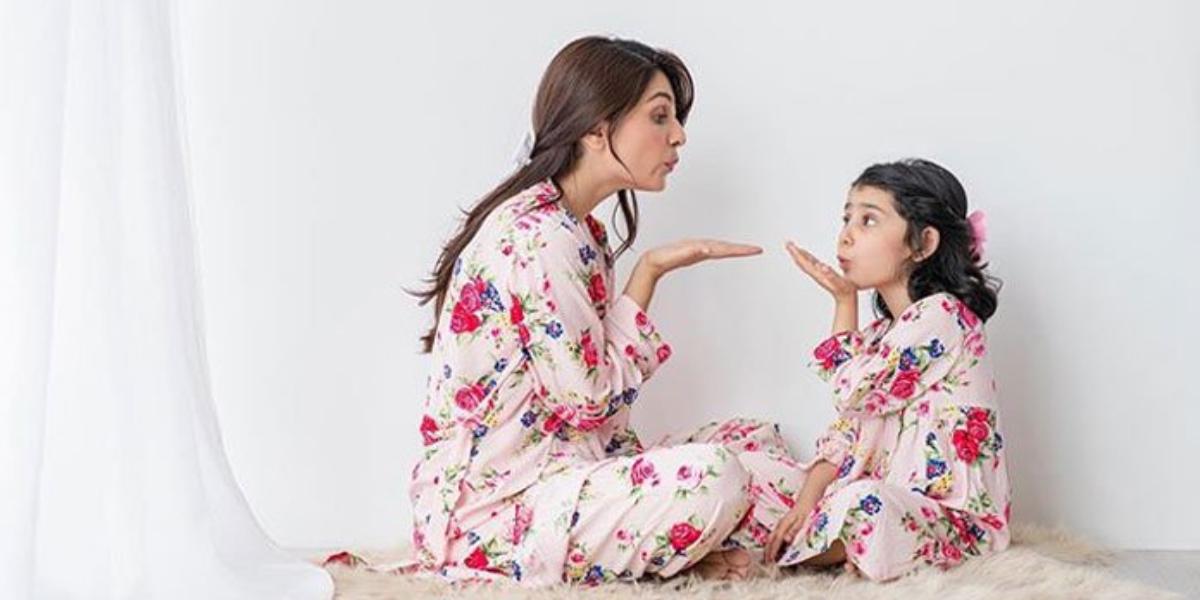 Ayeza Khan daughter Hoorain
