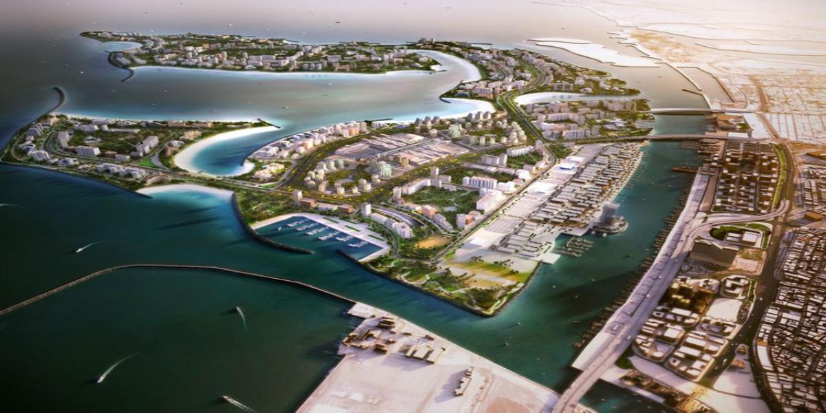 Dubai New Island