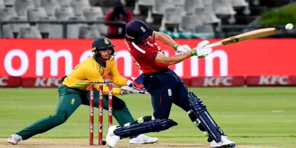 England V South Africa