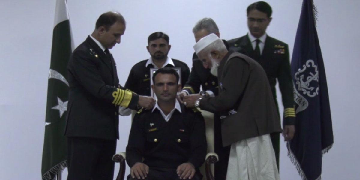 Fakhar Zaman Pak Navy