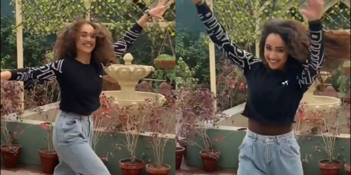 Faryal Mehmood dance