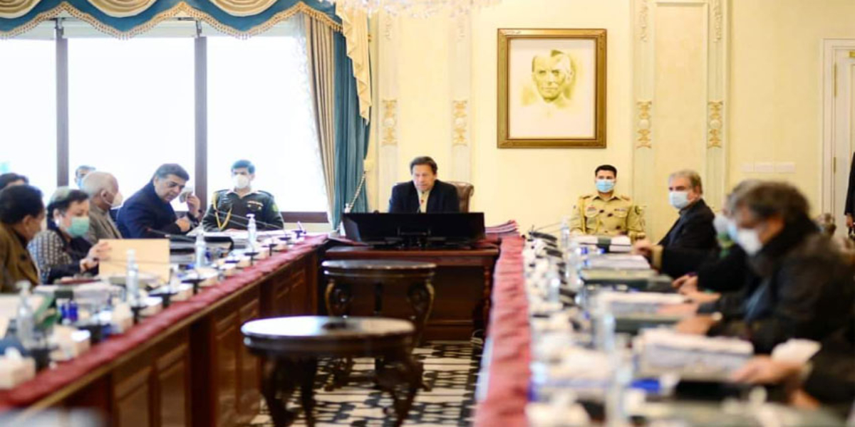 Federal Cabinet Meeting