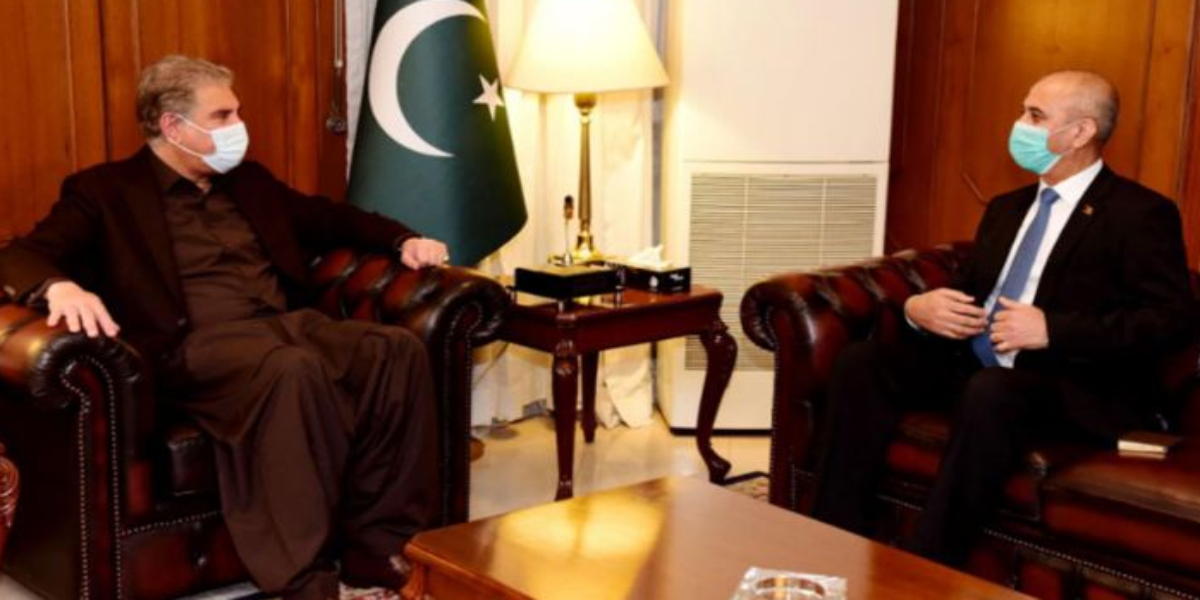 Foreign Minister Shah Mahmood Qureshi