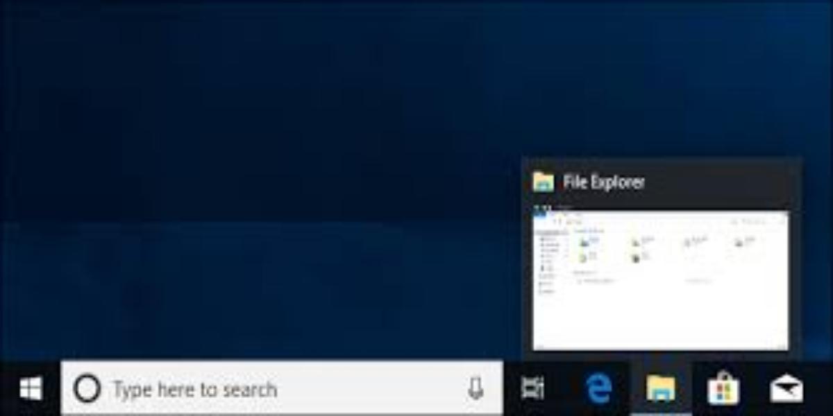 New update of windows 10 will increase customizations in taskbar