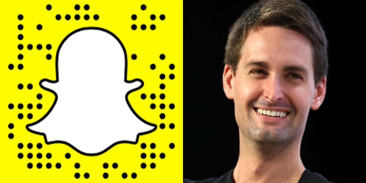 Snapchat boss