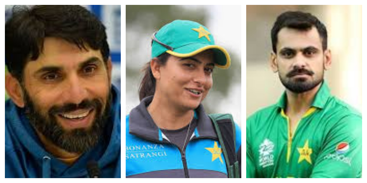 Five Pakistani cricketers, three men and two women, are in the route to be selected for ICC ODI teams of the decade.