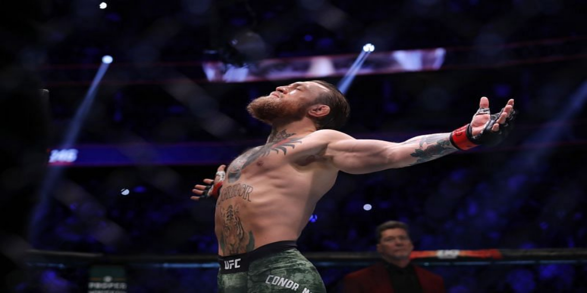 Conor McGregor riding a bike becomes the most-watched video of all time