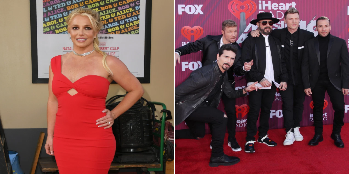 Britney Spears & Backstreet Boys