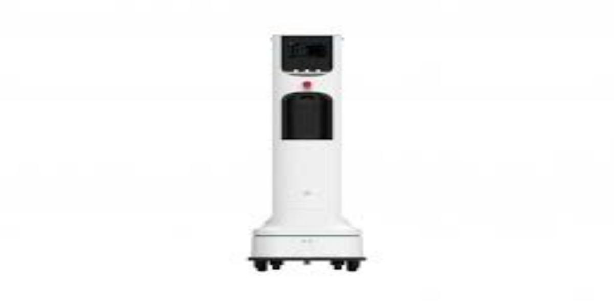 LG unveils a disinfection robot that kills germs via UV-C lamp
