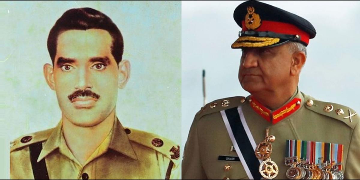 Army Chief Major Muhammad Akram