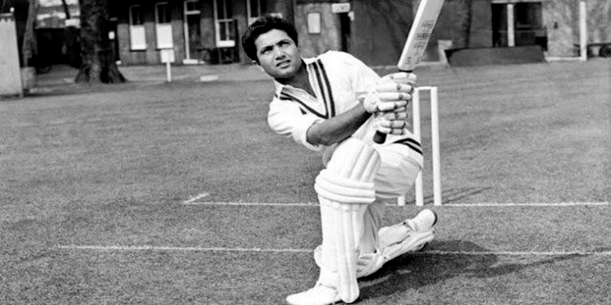 On this day in 1934, Cricket Legend 'Hanif Mohammad' was born
