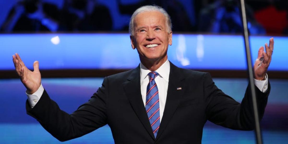 Joe Biden corona negative