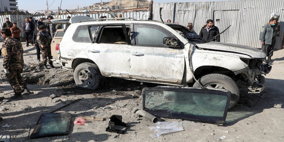 Kabul's Deputy Governor Killed