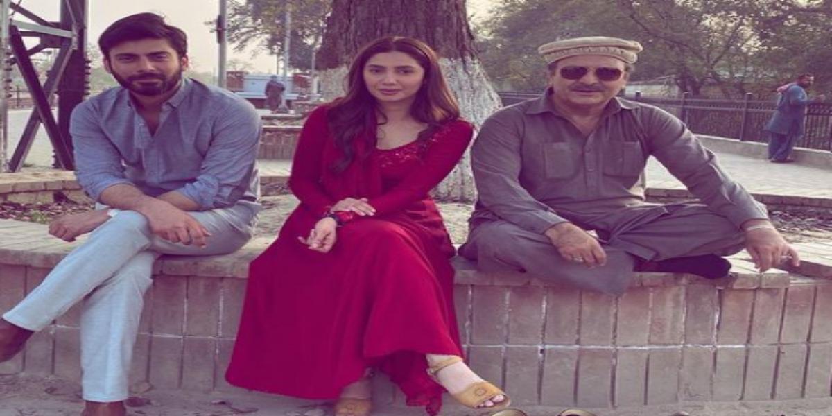 Mahira and Fawad Khan