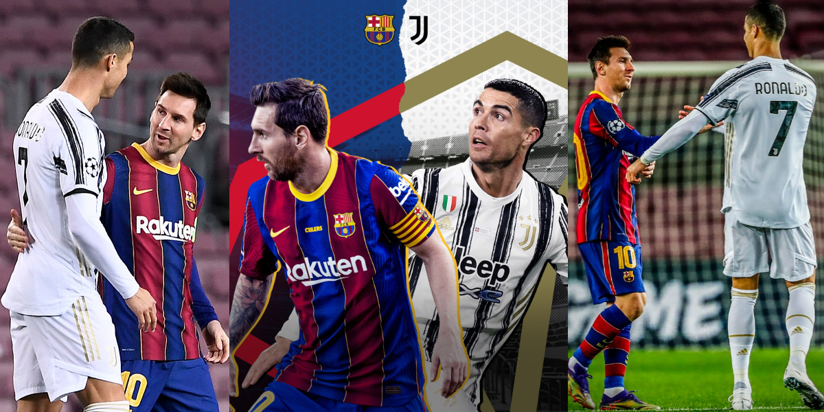 Messi v Ronaldo