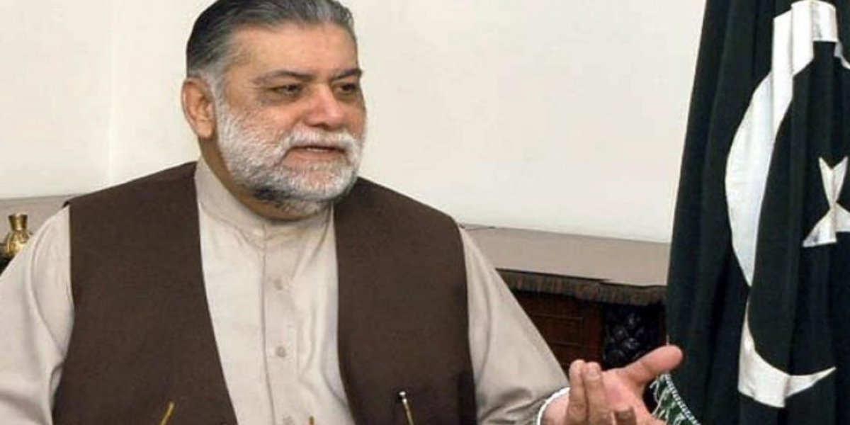 Mir Zafarullah Jamali last rites