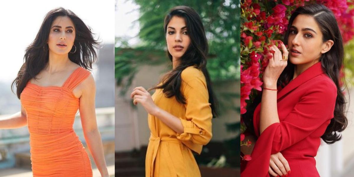 Rhea Chakraborty most searched celeb of 2020