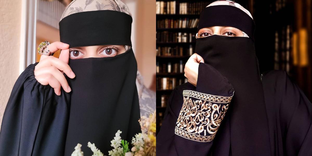 Niqabi author