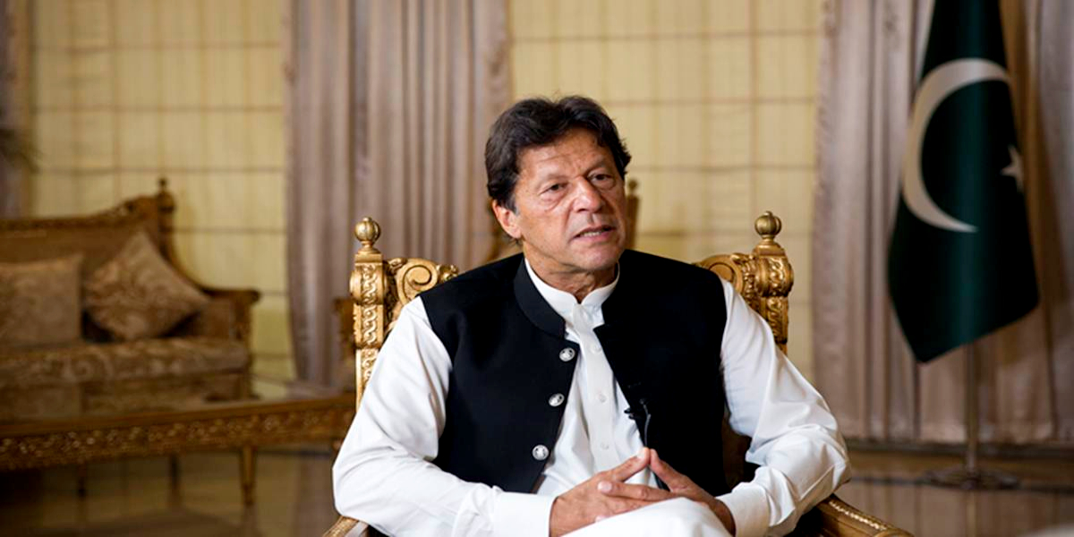 PM Imran Takes Notice Of Kashmir Highway Accident