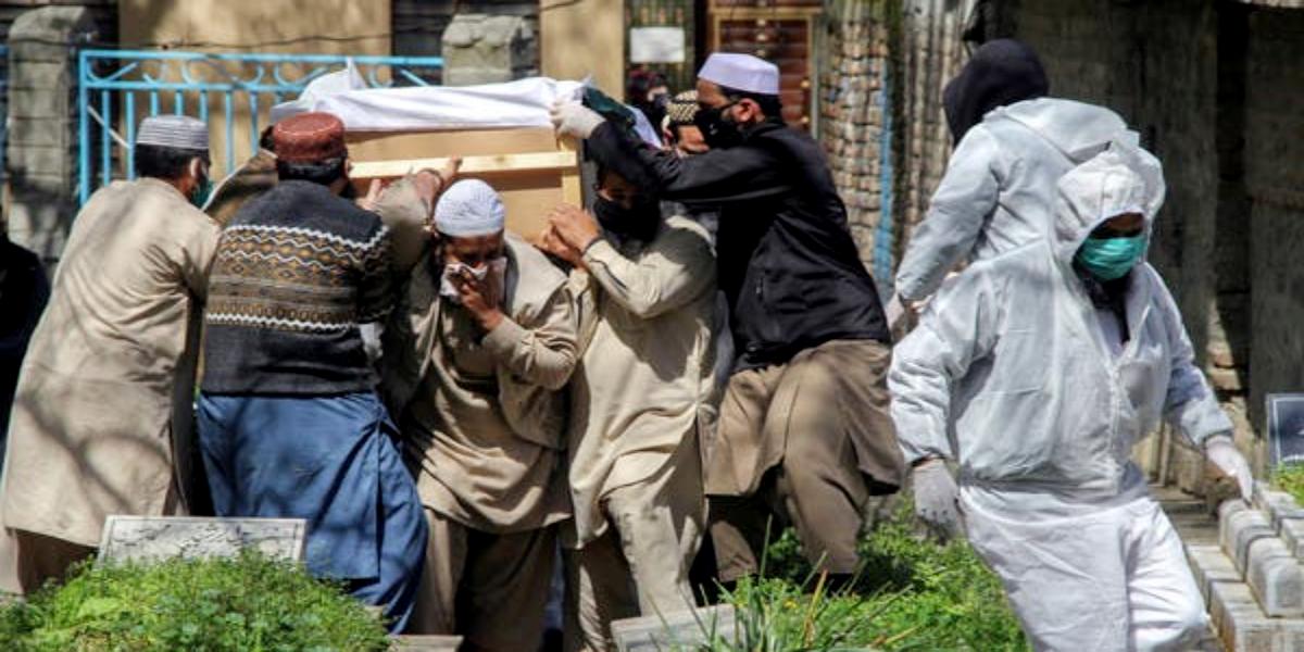 Pakistan Coronavirus death toll