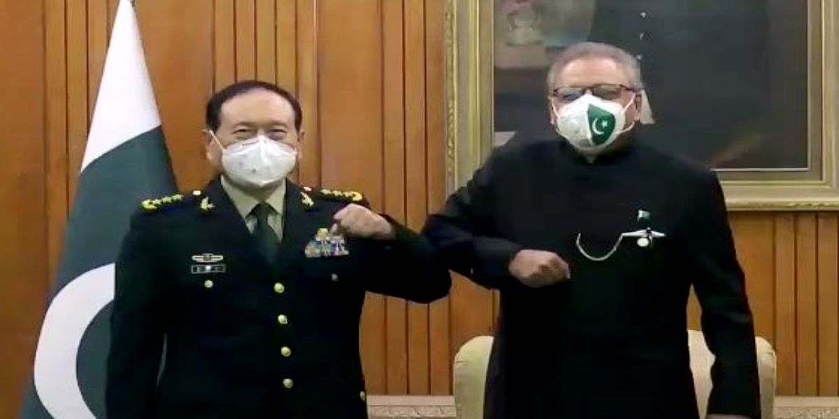 Pakistan President