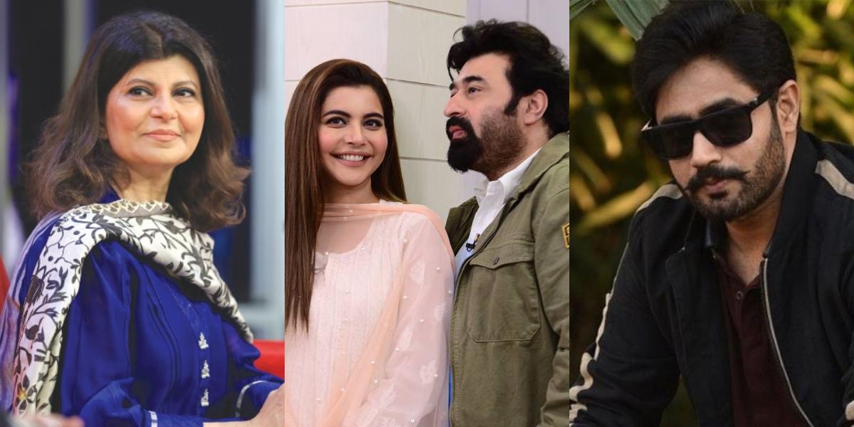 Pakistani celebrities coronavirus